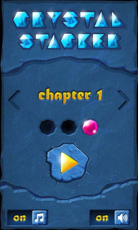 Crystal Stacker - Imagem 1 do software