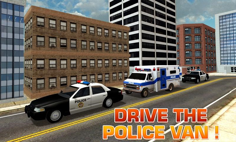 Police Prisoners Transport Van - Imagem 1 do software