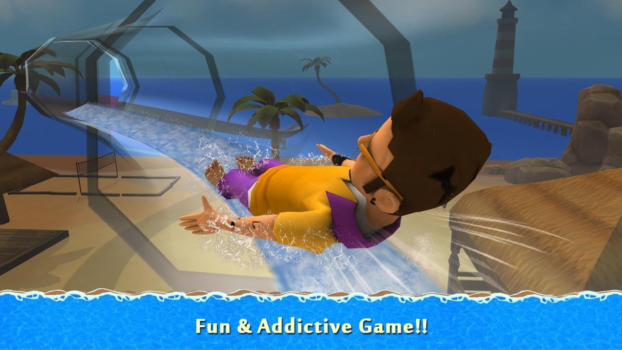 Water Slide Extreme Jump - Imagem 1 do software