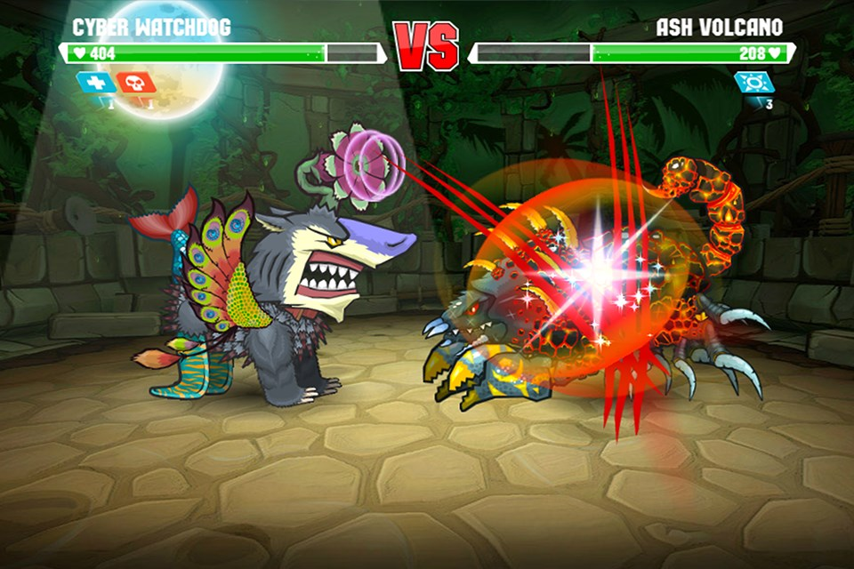 Mutant Fighting Cup 2 - Imagem 1 do software