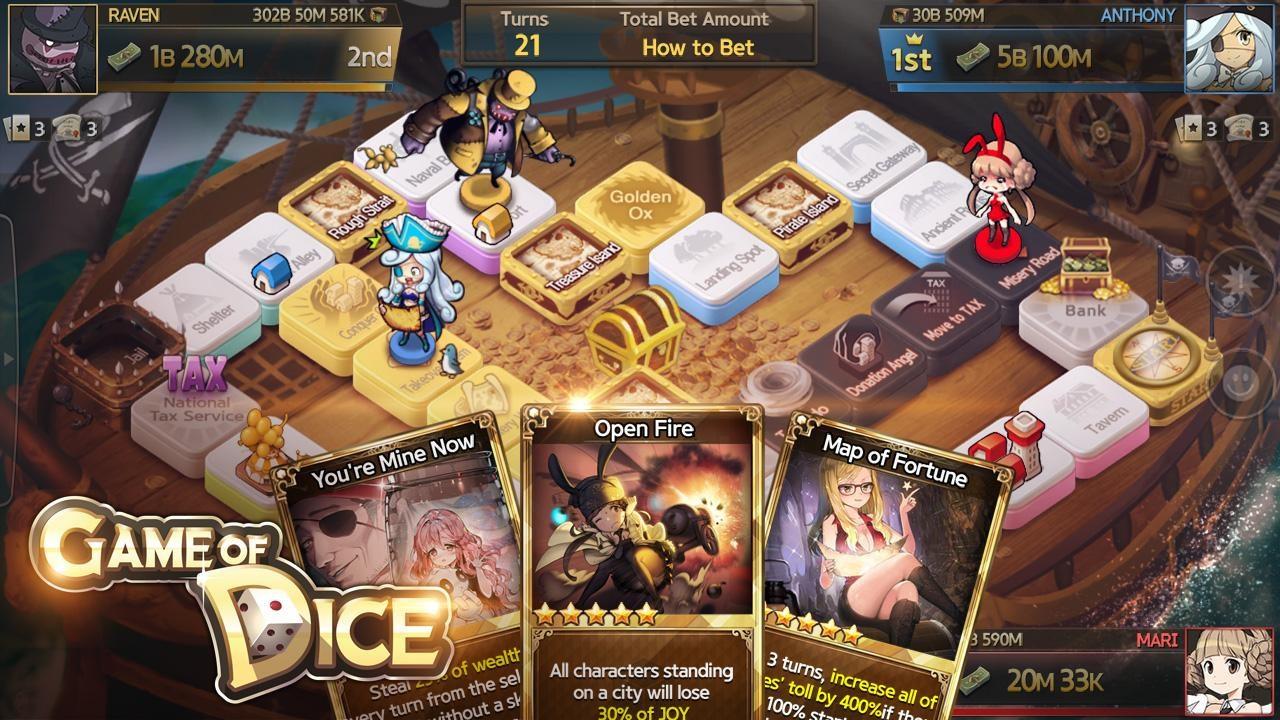 Game of Dice - Imagem 1 do software