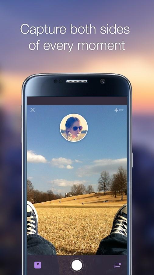 SelfBack Pro - Advanced Selfie - Imagem 1 do software