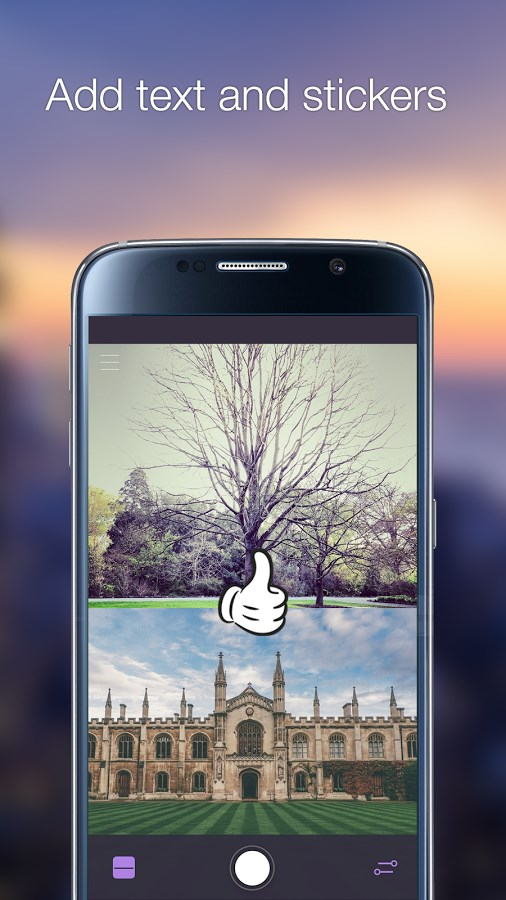 SelfBack Pro - Advanced Selfie - Imagem 2 do software