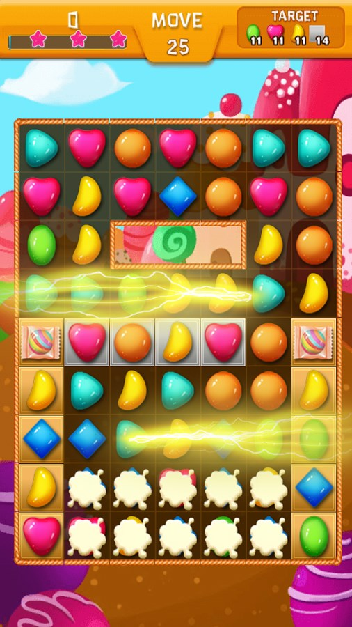 Candy Star 2 - Imagem 2 do software