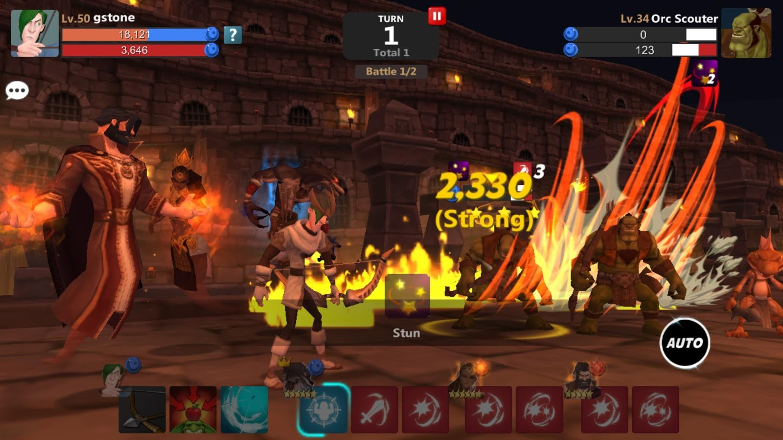 Guardian Stone: Second War - Imagem 3 do software