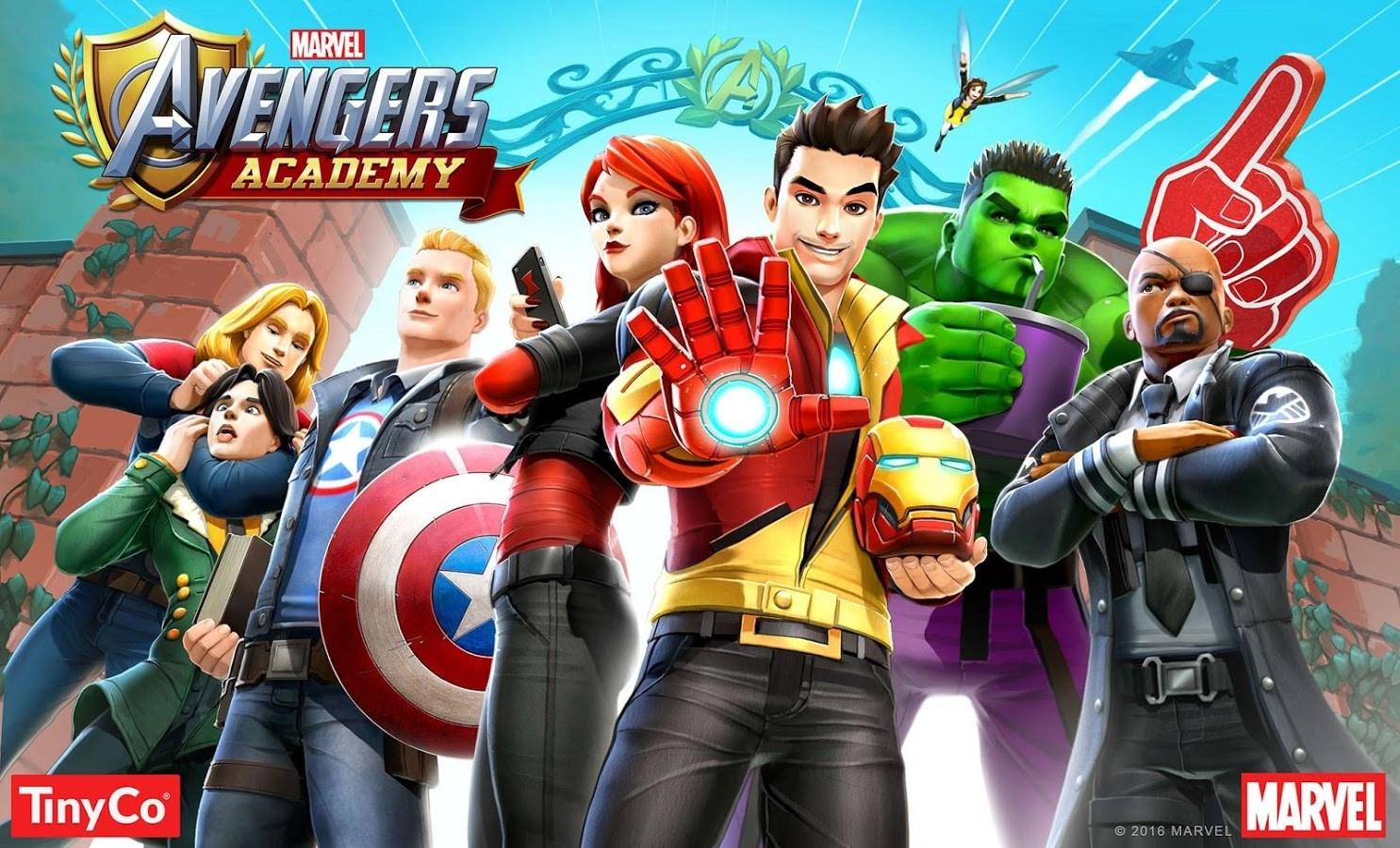 MARVEL Avengers Academy - Imagem 1 do software
