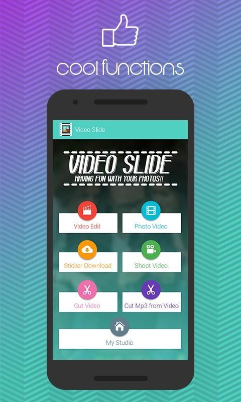 Faça Vídeos E Imagens Música - Imagem 1 do software