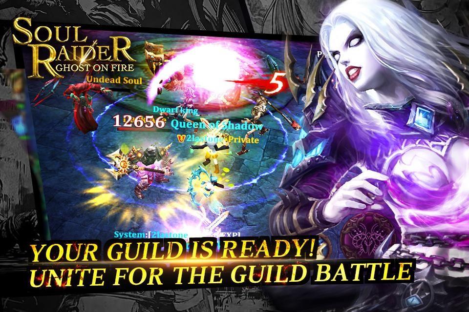 Soul Raider – Ghost On Fire - Imagem 1 do software