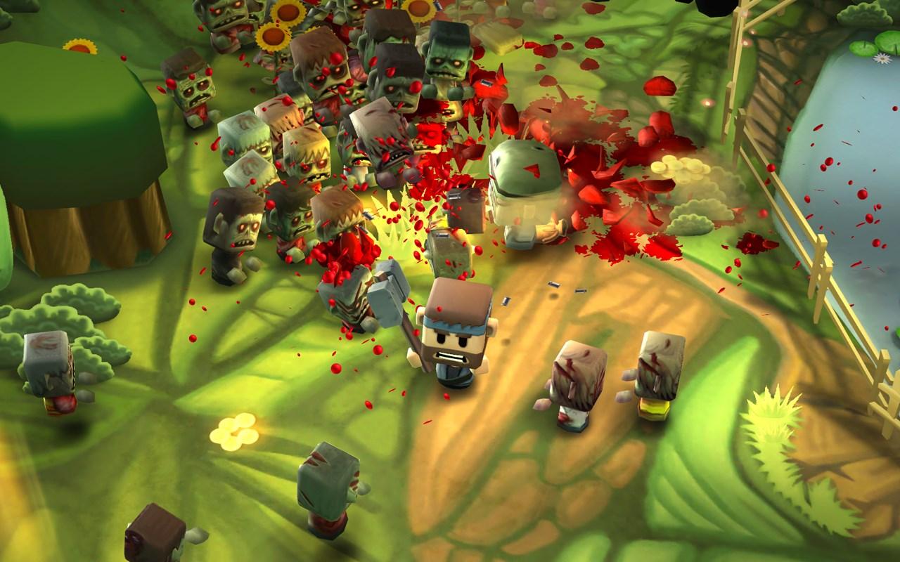 Minigore 2: Zombies - Imagem 1 do software