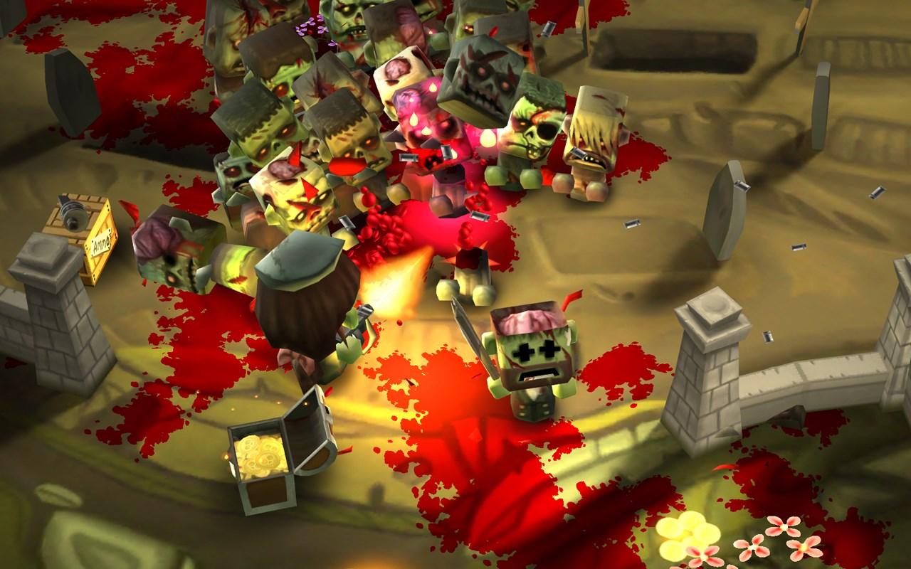 Minigore 2: Zombies - Imagem 2 do software