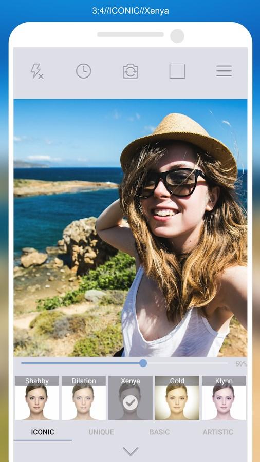 Selfie Camera – Eye Candy - Imagem 2 do software