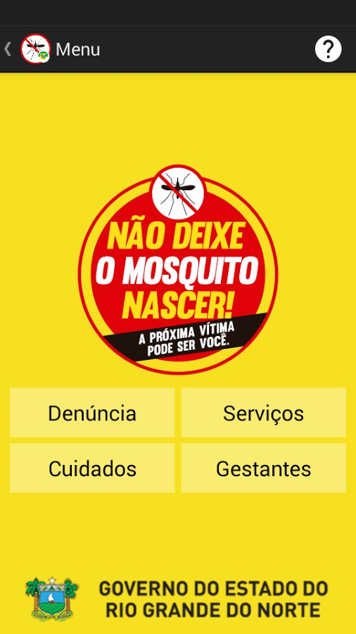 Aedes na Mira RN - Imagem 2 do software