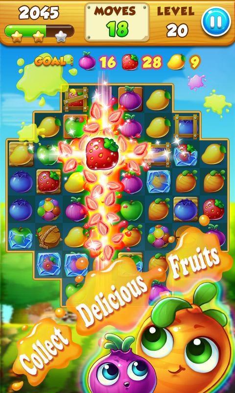 Fruit Mania - Imagem 2 do software