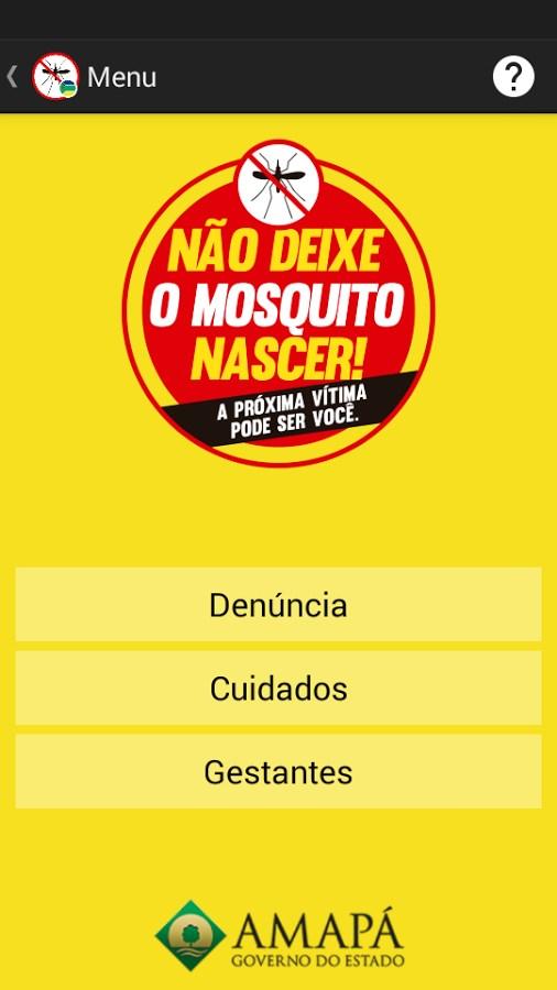 Aedes na Mira AP - Imagem 2 do software