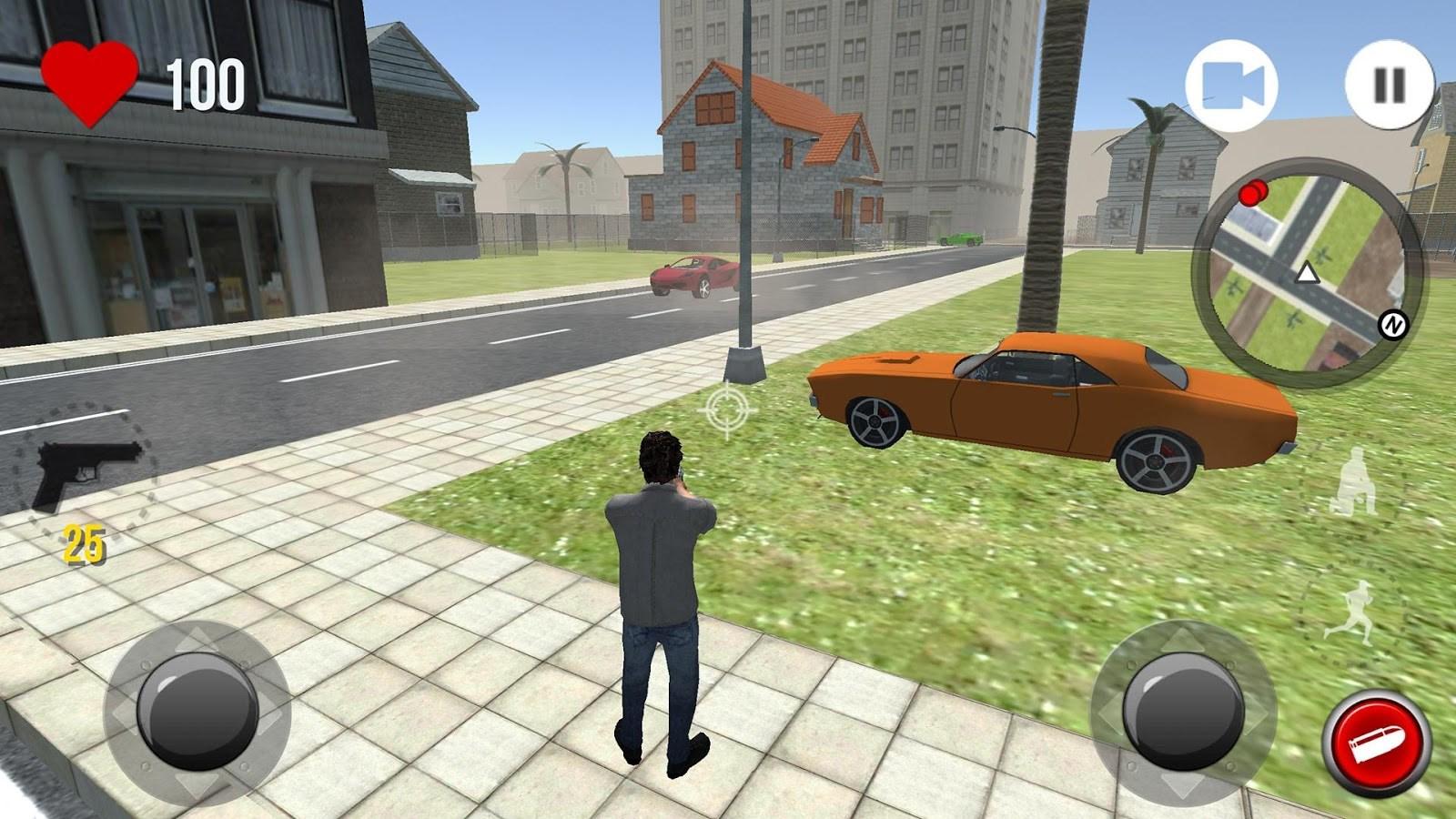 City Gangster : San Andreas - Imagem 1 do software