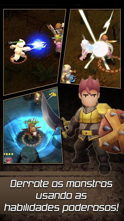 Brave Battle - Imagem 1 do software