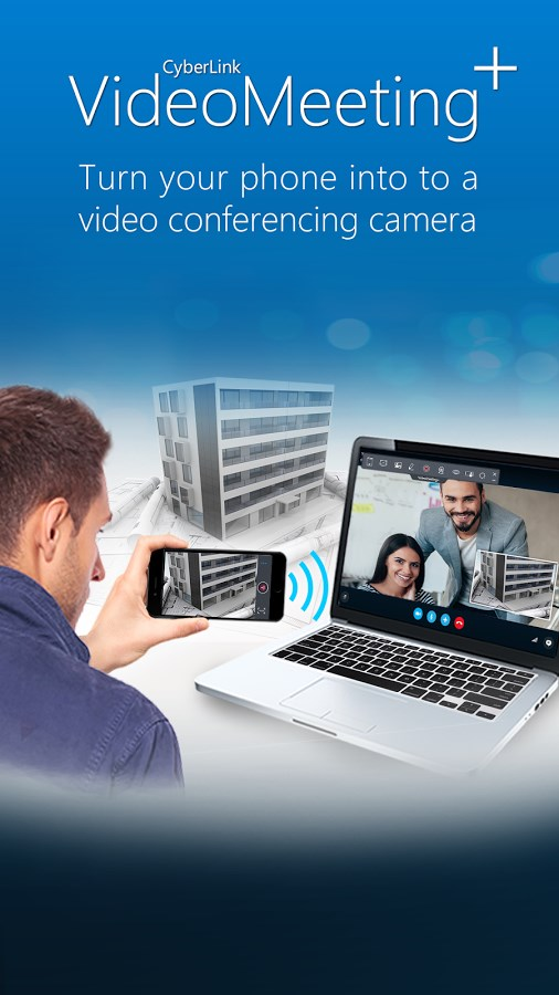 VideoMeeting+ Better Meetings - Imagem 1 do software