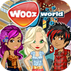 Logo Woozworld - Fashion & Fame MMO ícone