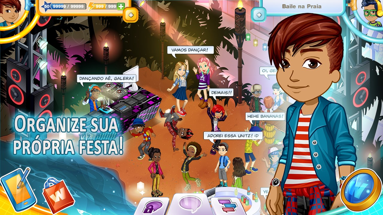 Fame Fashion Games