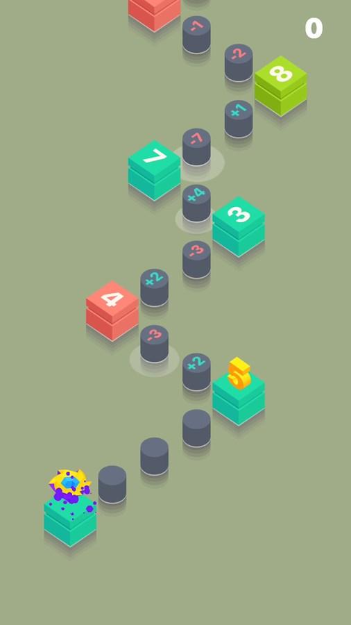 Math Hopper - Imagem 2 do software