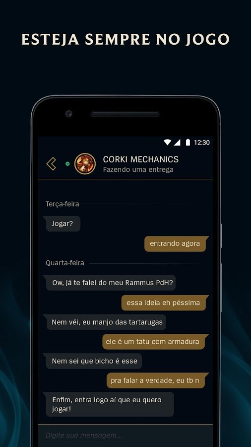 League Friends - Imagem 2 do software