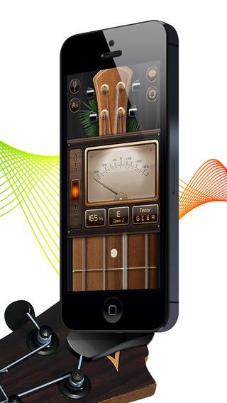 Chromatic Guitar Tuner - Imagem 2 do software