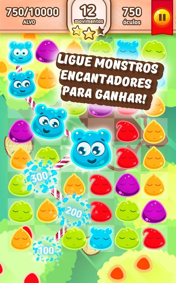 Jelly Monsters Doce de viagem - Imagem 1 do software