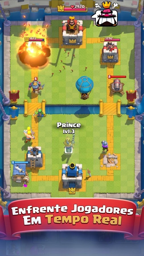 Clash Royale - Imagem 1 do software