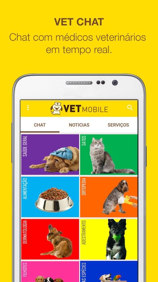 VET Mobile Veterinário Online - Imagem 2 do software