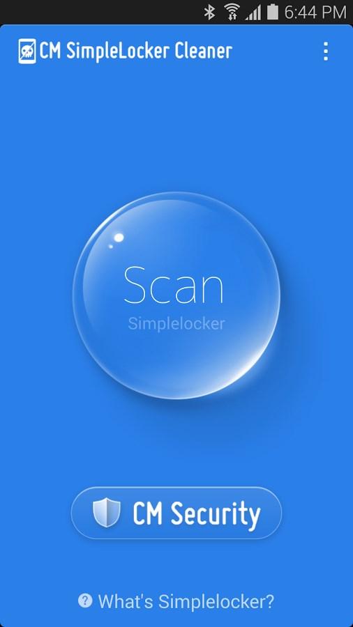 Simplelocker Cleaner - Imagem 1 do software