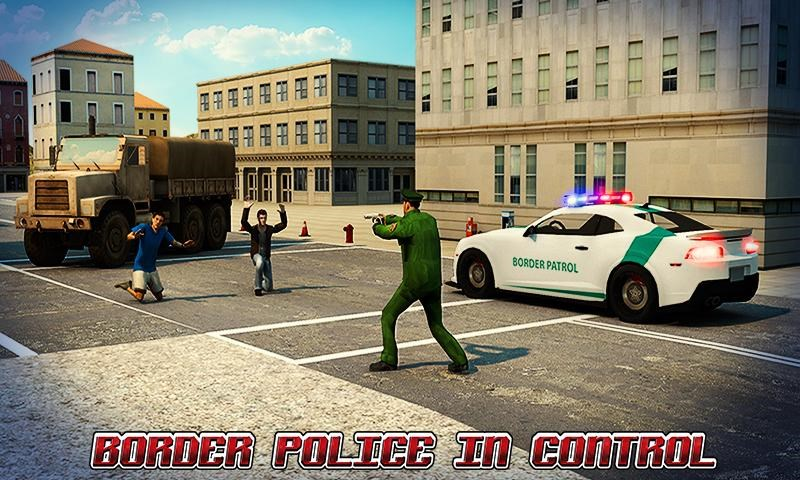 Border Police Adventure Sim 3D - Imagem 1 do software