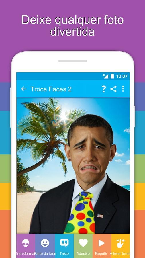 Troca Faces 2 - Imagem 1 do software