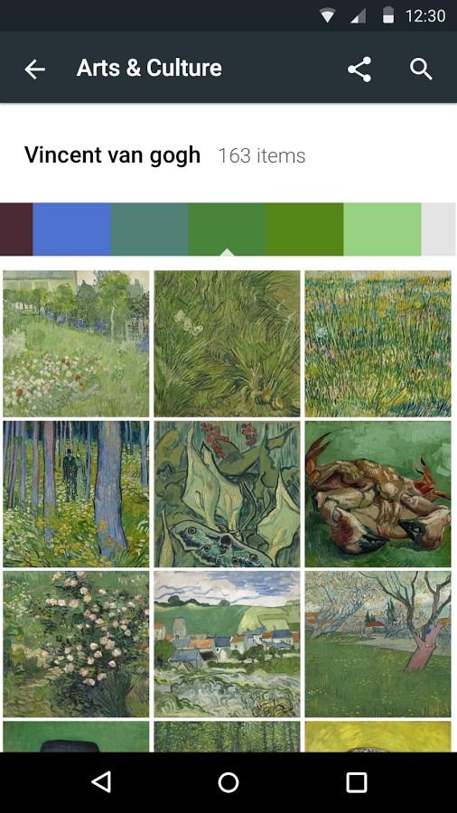 Google Arts & Culture - Imagem 2 do software