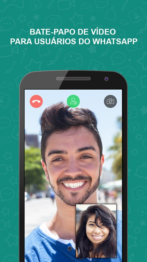 Booyah VideoChat para WhatsApp - Imagem 1 do software