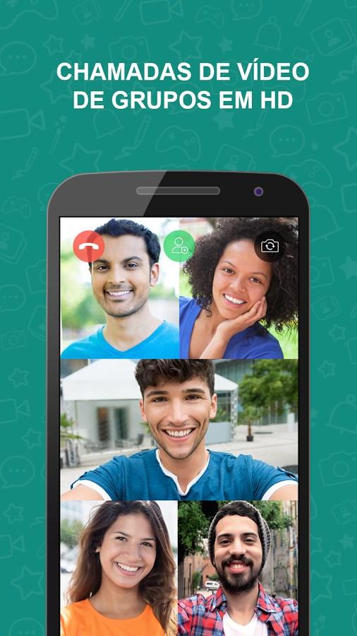 Booyah VideoChat para WhatsApp - Imagem 2 do software