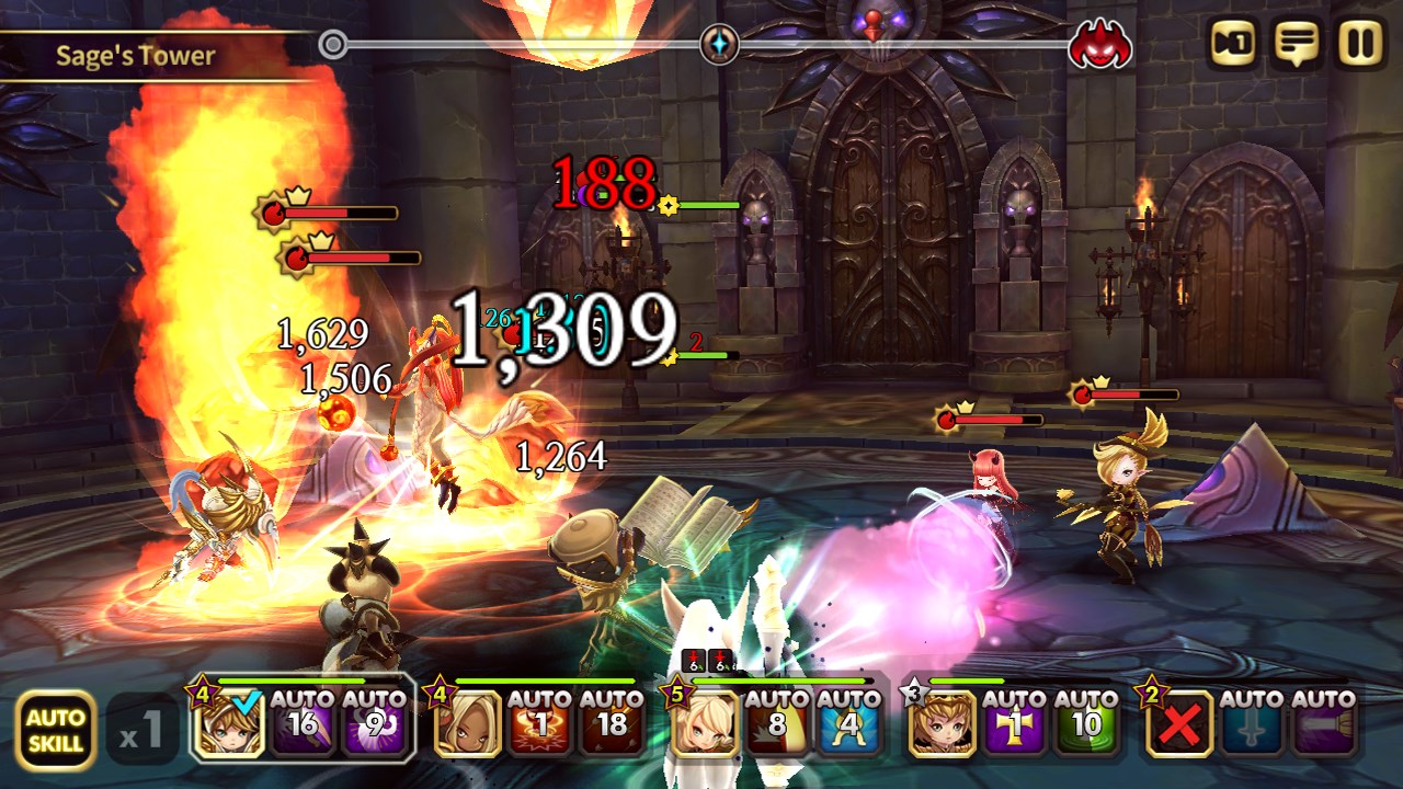 HEROES WANTED: Quest RPG - Imagem 1 do software