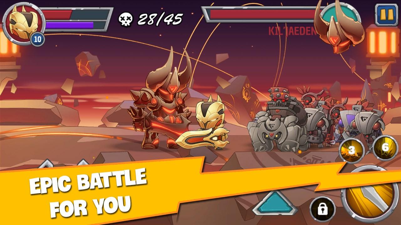Legendary Warrior - Imagem 1 do software