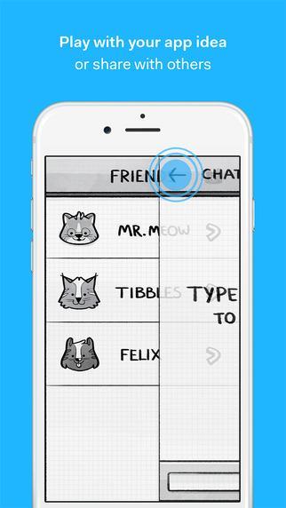 Marvel- Design de aplicações no seu telefone - Imagem 1 do software
