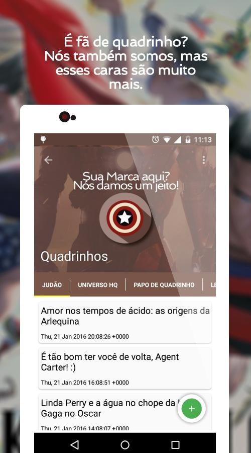 Geek Brasil - Imagem 2 do software