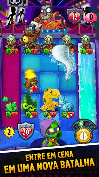 Plants vs. Zombies Heroes - Imagem 1 do software