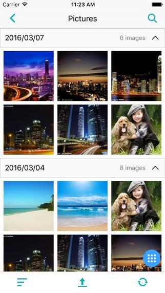Lenovo Family Cloud - Imagem 2 do software