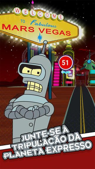 Futurama: Game of Drones - Imagem 2 do software