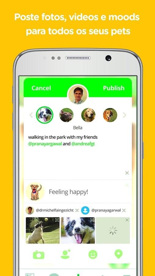 Sniff Pet Social Network - Imagem 2 do software