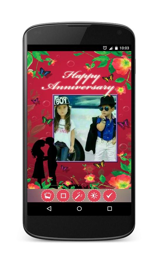 Anniversary Photo Frame - Imagem 2 do software