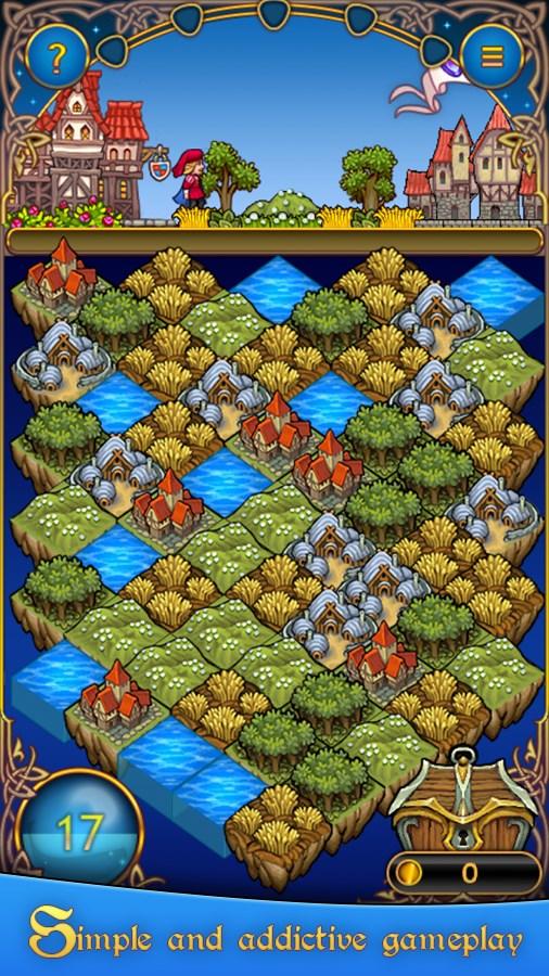 Jewel Road - Fantasy Match 3 - Imagem 1 do software