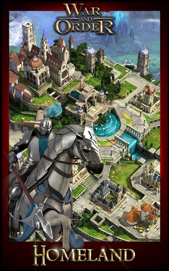 War and Order - Imagem 1 do software