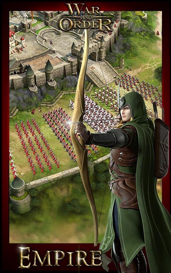War and Order - Imagem 2 do software