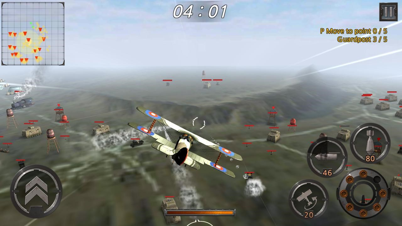 Air Battle: World War - Imagem 1 do software