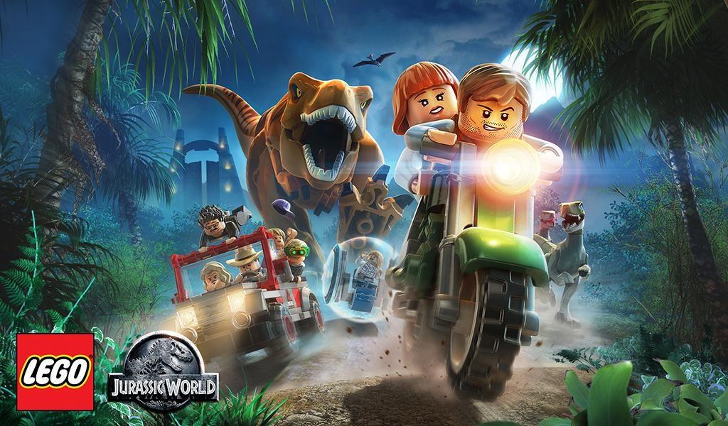 LEGO® Jurassic World™ - Imagem 1 do software