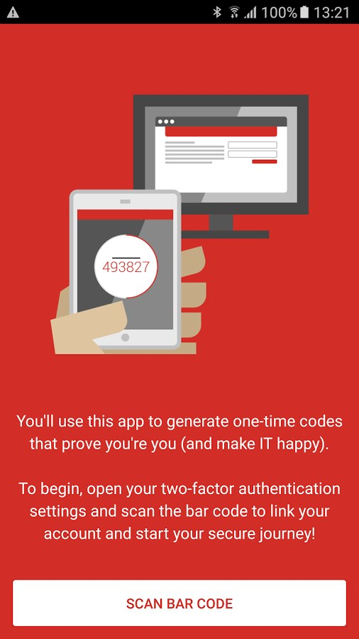 LastPass Authenticator - Imagem 1 do software